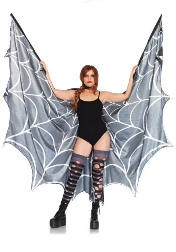Theatrical Spiderweb Wings