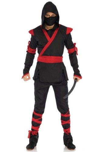 Click Here to buy Mens Adult Ninja Costume from HalloweenCostumes, CDN Funds & Shipping