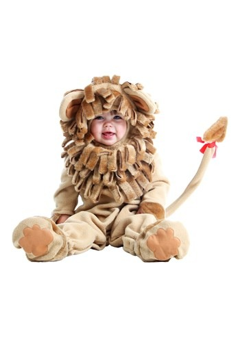 Click Here to buy Deluxe Toddler Lion Costume from HalloweenCostumes, CDN Funds & Shipping
