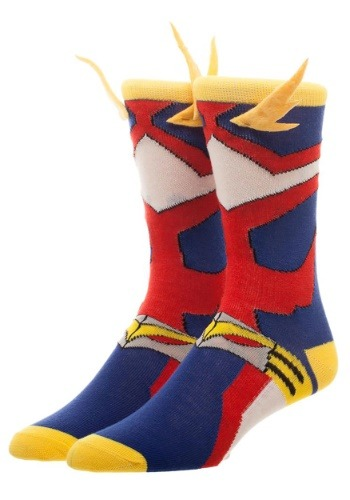 My Hero Academia Cosplay Socks