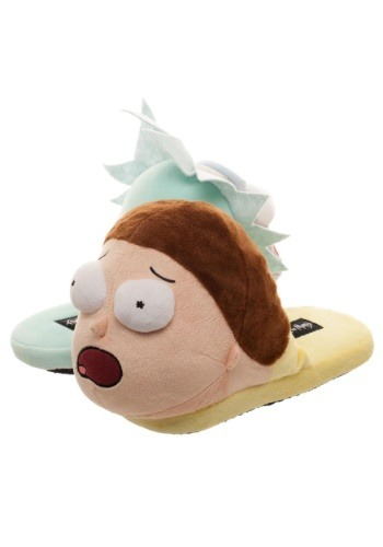 Rick and Morty Besties 3D Scuff Slipper