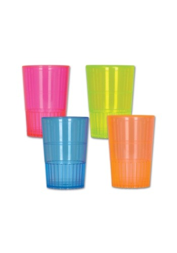 Click Here to buy Neon Shot Glasses from HalloweenCostumes, CDN Funds & Shipping