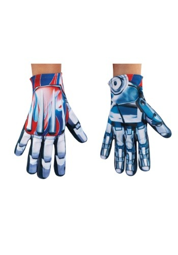 Optimus Prime Transformers 5 Child Gloves