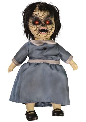 Haunted Porcelain Doll - Blue Dress