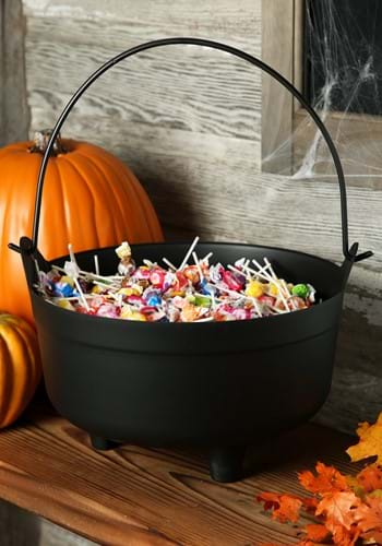 "Black 14"" Cauldron"