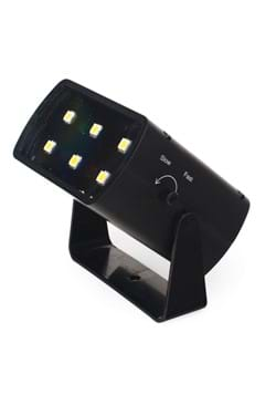 Intense Strobe Light
