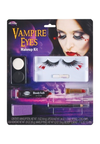 Vampire Eyes Makeup Kit