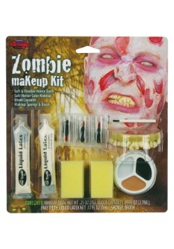 Scary Zombie Makeup Kit