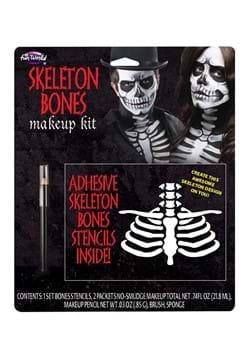 Skeleton Bones Makeup Kit
