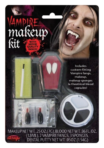 Fierce Vampire Makeup Kit