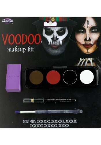 Fun World Voodoo Makeup Kit