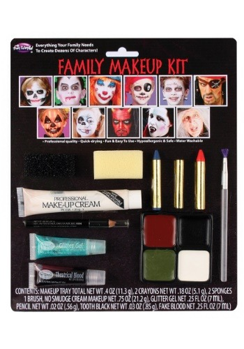 Click Here to buy Family Makeup Kit from HalloweenCostumes, CDN Funds & Shipping