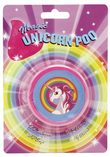 Magic Glitter Unicorn Poo