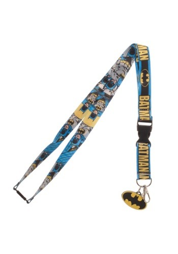 DC Batman Lanyard