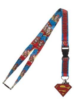 DC Supergirl Lanyard