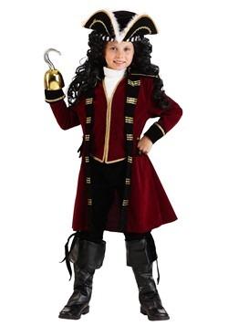 Child Deluxe Captain Hook Costume