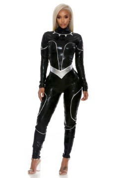 Women's Wild Cat Hero Costume