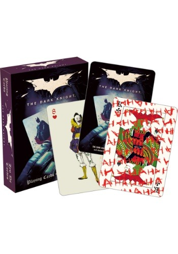 The Dark Knight- Joker Playing Cards