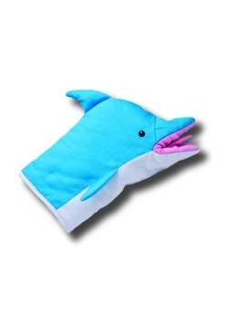 Archer Pam's Dolphin Oven Mitt