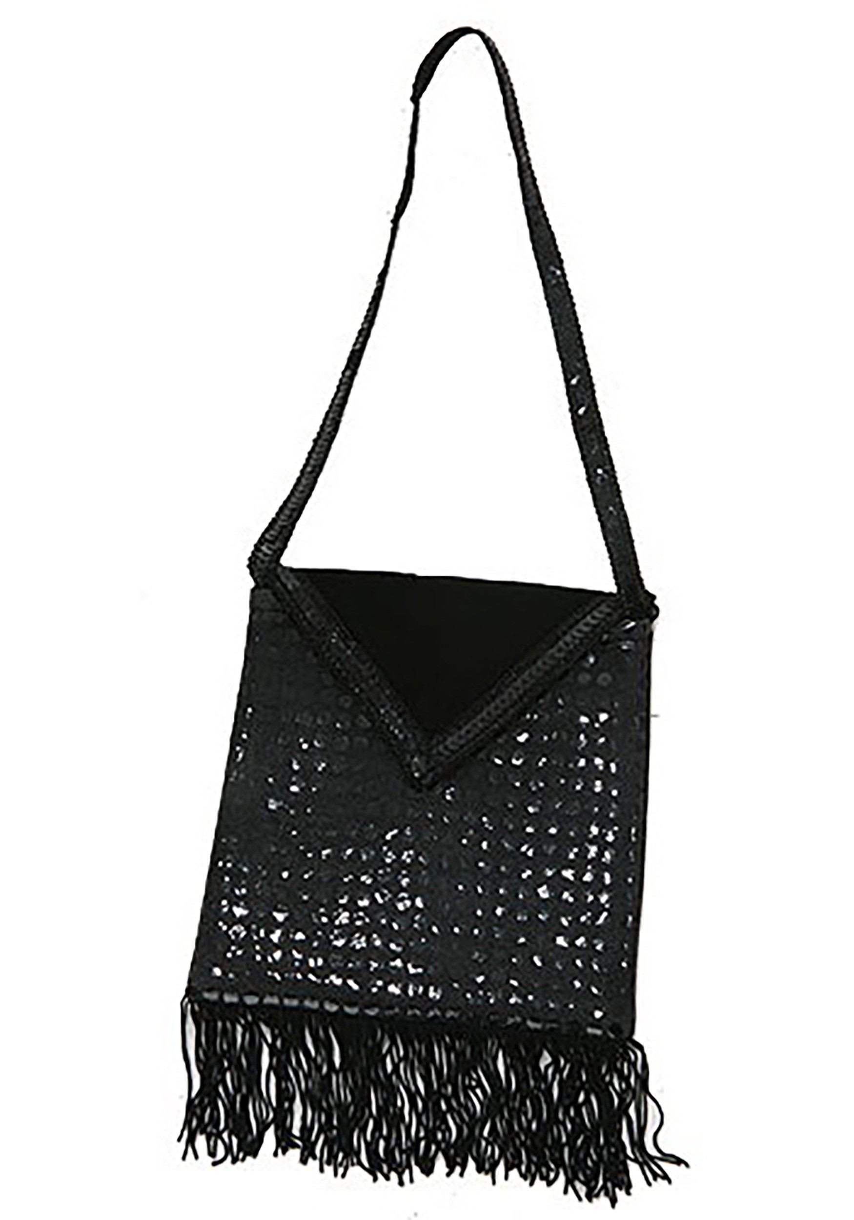 Flapper Handbag Purse (FUN1003-ST FUN1003) photo