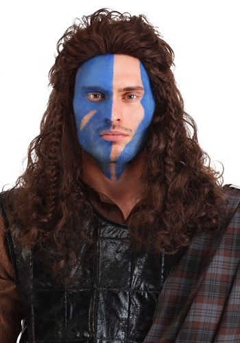 William Wallace Braveheart Wig