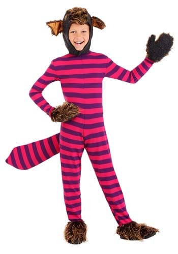 Click Here to buy Kids Cheshire Cat Costume from HalloweenCostumes, CDN Funds & Shipping