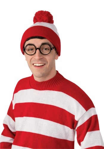 Click Here to buy Deluxe Waldo Hat from HalloweenCostumes, CDN Funds & Shipping