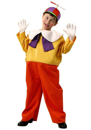 Kids Tweedle Dee / Dum Costume