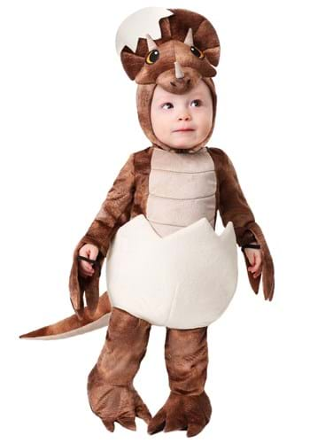Tiny Triceratops Costume for Toddlers Update