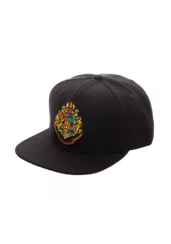 Hogwarts Crest Snap Back Hat
