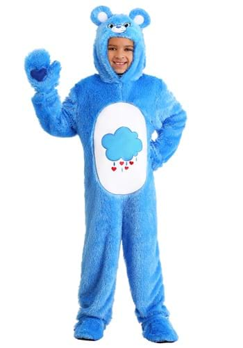 Child Care Bears Classic Grumpy Bear Costume