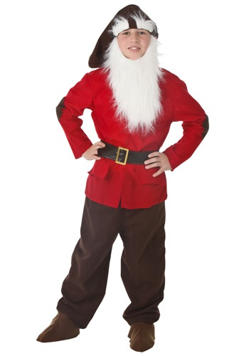 Click Here to buy Kids Dwarf Costume from HalloweenCostumes, CDN Funds & Shipping