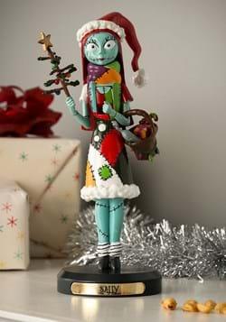 10 Inch Nightmare Before Christmas Sally Nutcracker Main