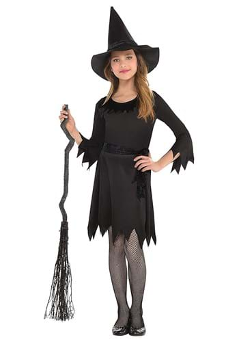 Click Here to buy Lil Witch Girls Costume from HalloweenCostumes, CDN Funds & Shipping