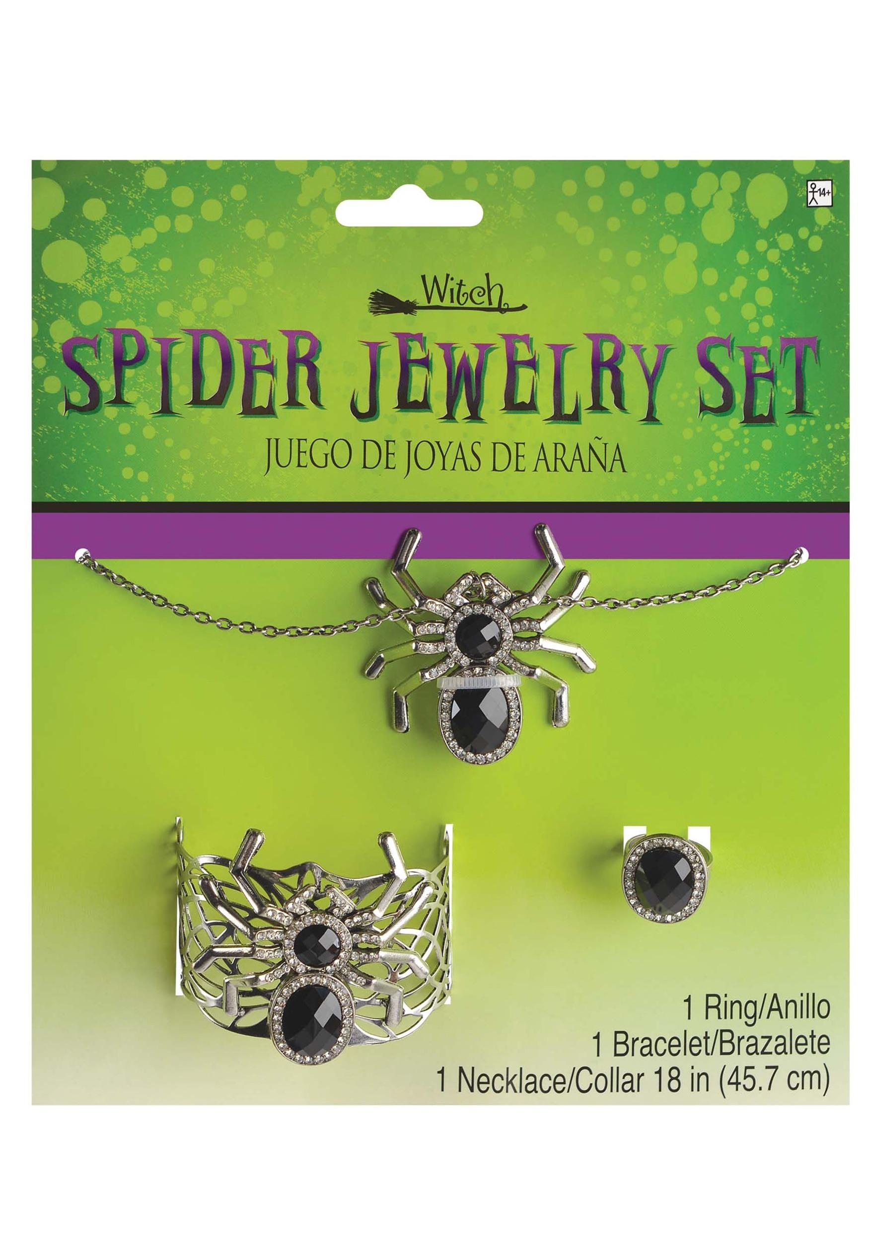 Gothic_Spider_Jewelry_Set