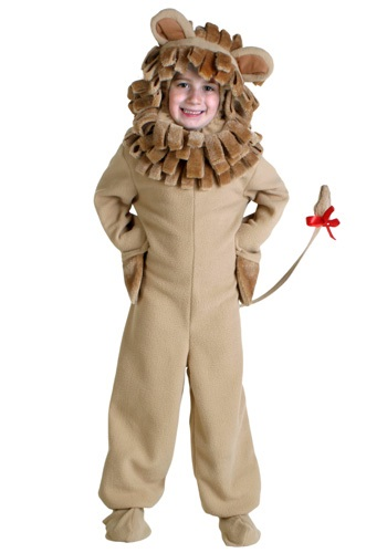 Click Here to buy Kids Lion Costume from HalloweenCostumes, CDN Funds & Shipping