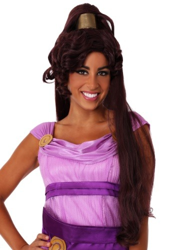 Disney Hercules Megara Wig for Women