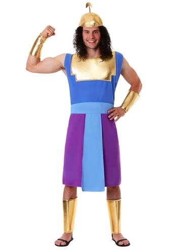 Disney Emperors New Groove Kronk Costume for Men