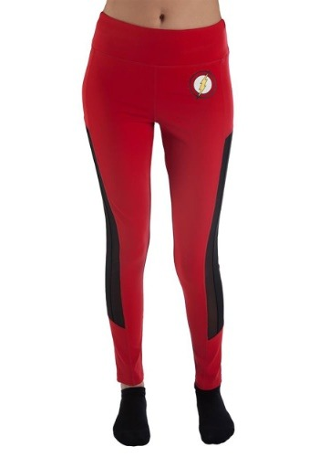 DC Comics Flash Womens Active Leggings