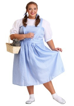 Kansas Girl Plus Size Costume