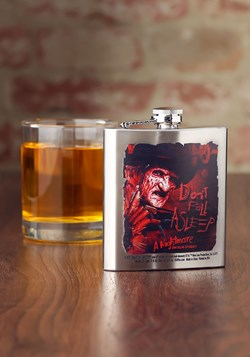 Nightmare on Elm Street 8 oz Flask