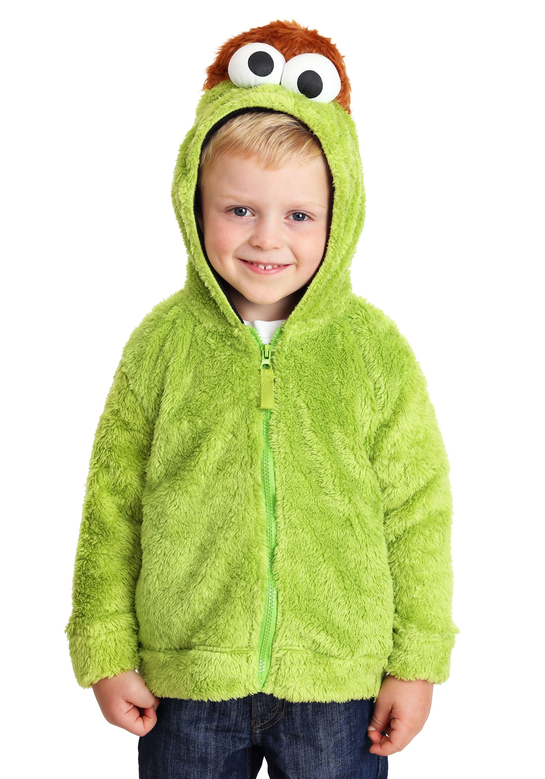 Sesame street hoodie