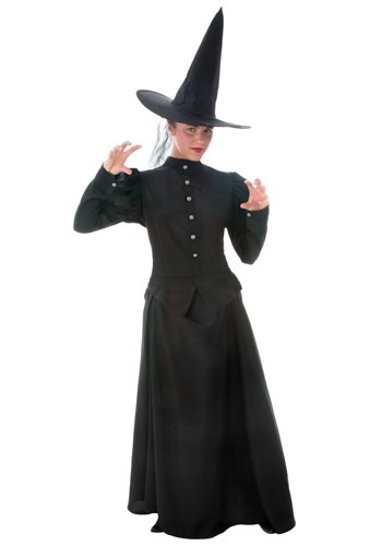 Womens Plus Size Witch Costume | Evil Witch Costume