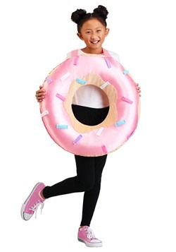 Kids Donut Costume