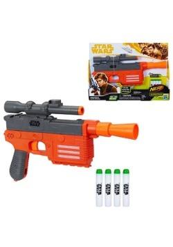Star Wars Solo Nerf Han Solo's Blaster