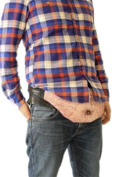 The Royce Beer Belly Fydelity Fanny Pack