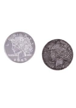 Two-Face Coin Prop Replica