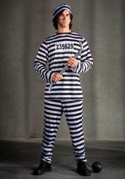 Mens Prisoner Costume
