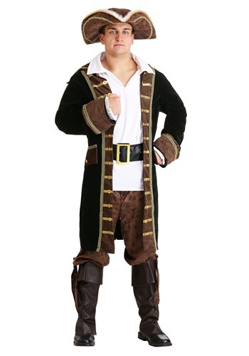 Click Here to buy Mens Realistic Pirate Costume - Authentic Pirate Costumes from HalloweenCostumes, CDN Funds & Shipping