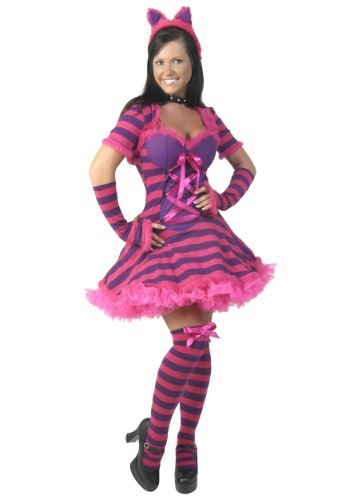 Click Here to buy Sexy Wonderland Cat Costume from HalloweenCostumes, CDN Funds & Shipping